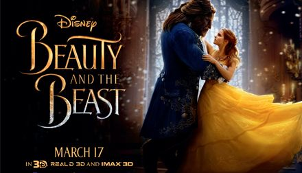 Beauty and the Beast IMAX 2D