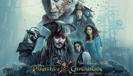 Pirates of the Caribbean: Salazar's Revenge IMAX 3D