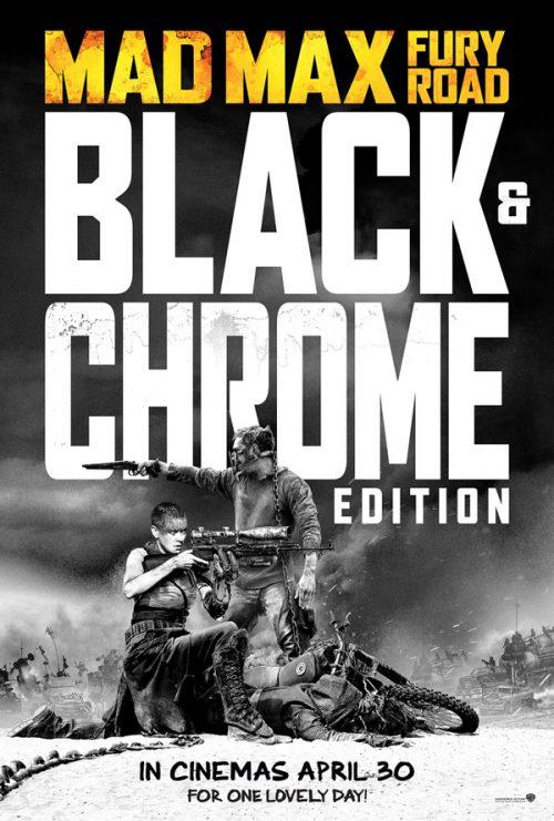 Mad Max: Fury Road – Black & Chrome